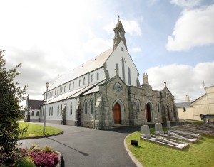 Church of The Holy Family, Kiltimagh