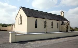 St Nathy and St Brigid, Achonry