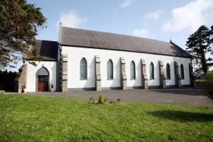 St Patrick's Church, Glann