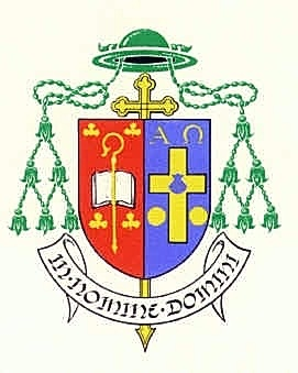 Bishop Flynn's Coat of Arms